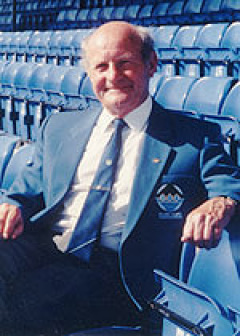 Photo of Geoff Corlett
